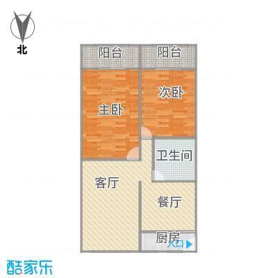 曹杨五村户型图