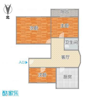 凤城六村户型图