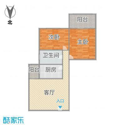 广兴公寓户型图