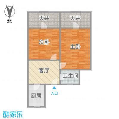 淞南五村户型图
