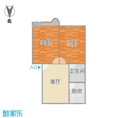 杨家镇小区户型图