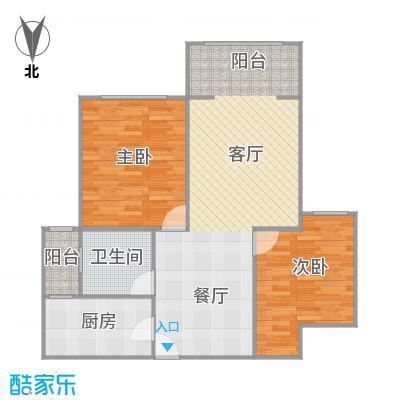 金鼎香樟苑户型图