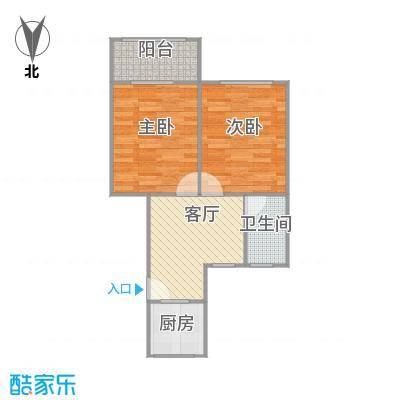 泗塘五村户型图