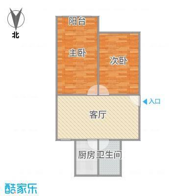 金桥四街坊户型图