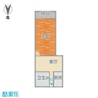 艾山新村户型图