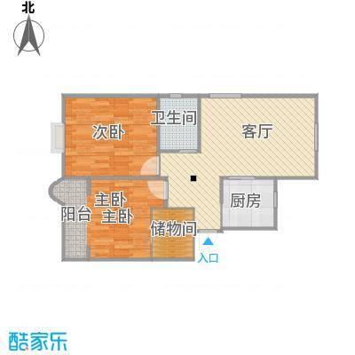 潼港三村小户型图