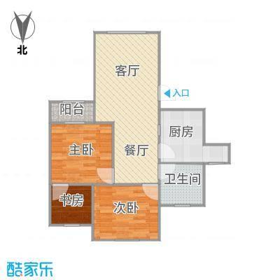 春申城四季苑户型图