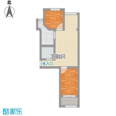 建欣苑五里户型图