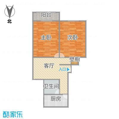 共和三村户型图