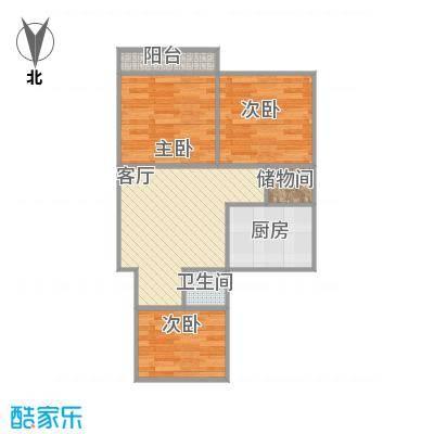 燕东山庄户型图