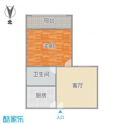 三花现代城二期的户型图