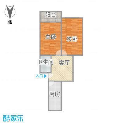 绿梅三村户型图