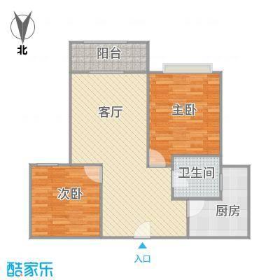 桂巷新村户型图