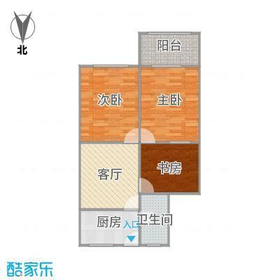 曹杨四村户型图