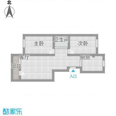 江山逸景7号楼两室两厅