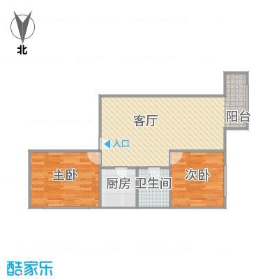 展锋大楼的户型图