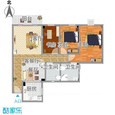 Sunny的三房二厅-20141015