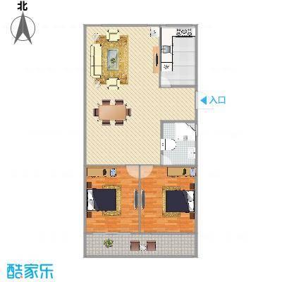 浦南广景苑3栋甲402