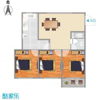 天皇堂弄公寓22栋602