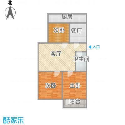 岔路街省农行宿舍3室的