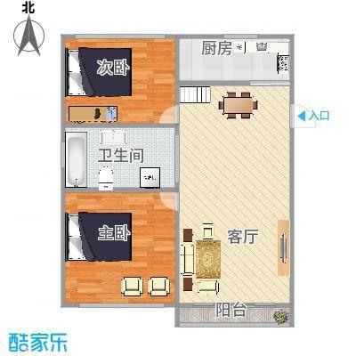 山景天下3室2厅2卫
