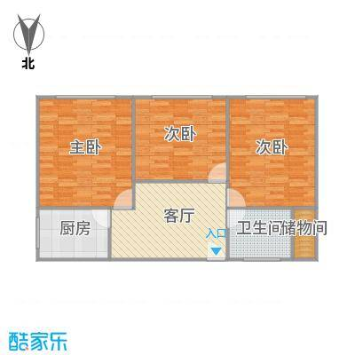 家电大楼的户型图
