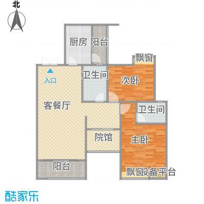 海宇学府江山D1户型+改后户型图.jpg