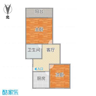 共康五村的户型图