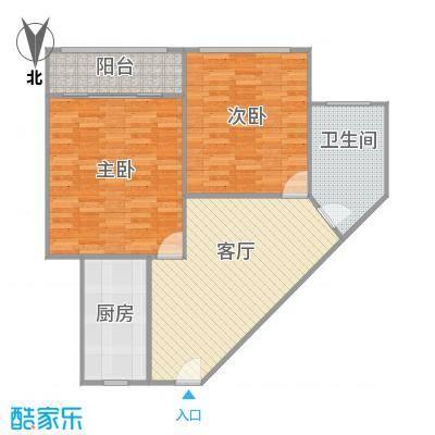 梅陇五村的户型图