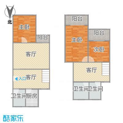 莱阳新家园的户型图