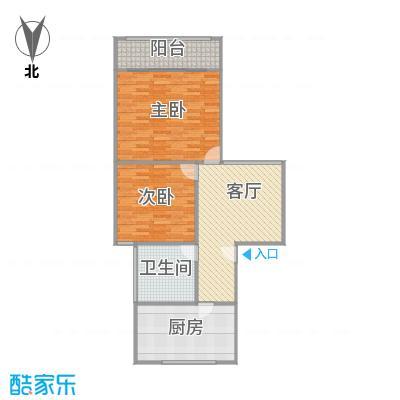 平阳三村的户型图
