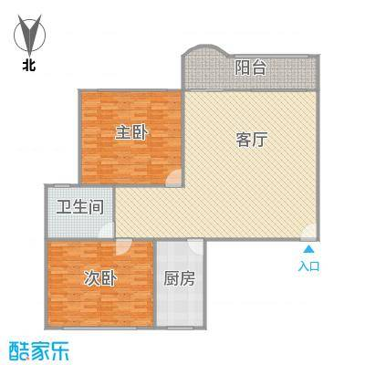 宝宸共和家园的户型图
