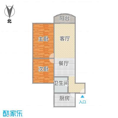 东源大厦的户型图