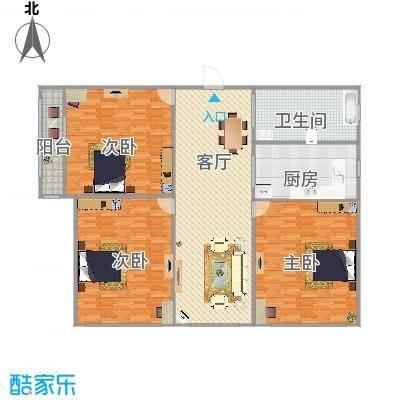 春馨苑3室1厅1卫