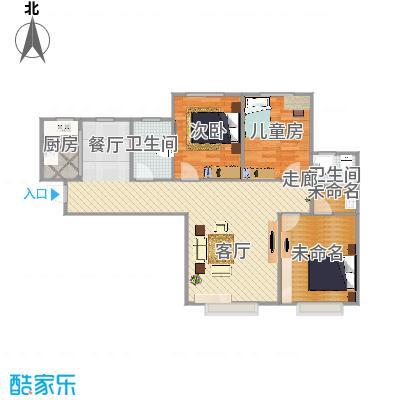 滨海智谛山的户型图119