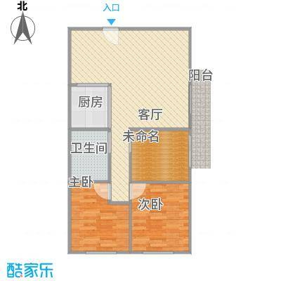 龙城花园3房2厅