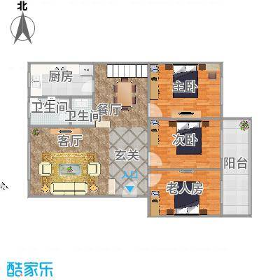颐和家园5号楼