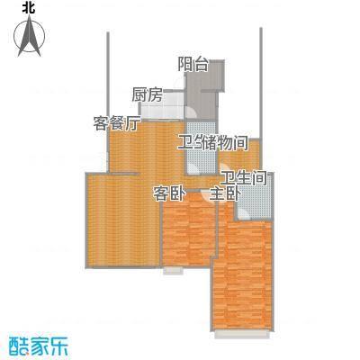 世纪新城A型一层装修设计图2