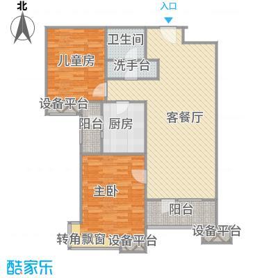 天津湾海景文苑2-3-4-B2+改后户型