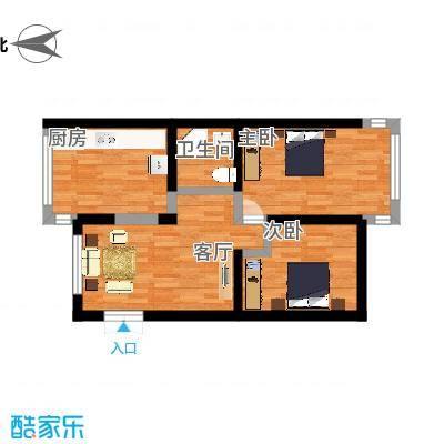 75方两室一厅