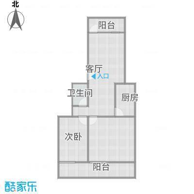 龙湖两房两厅