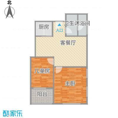 松江置嘉公寓08+改后户型