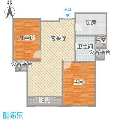 海昌·天澜B+改后户型