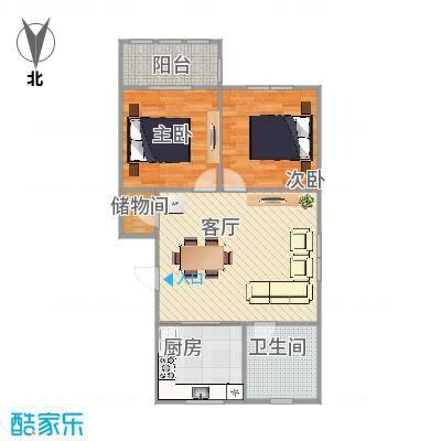 浦耀宗的房子