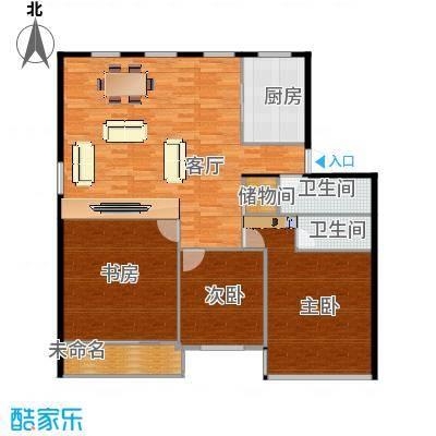 社坛苑3房2厅2卫