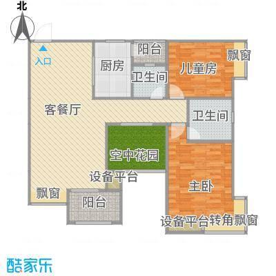锦上华庭北区观苑12号房+改后户型图.jpg