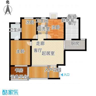 曲江观唐110.00㎡b1户型
