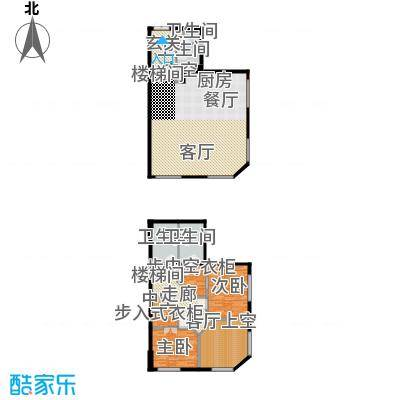 杰特公寓180.00㎡户型