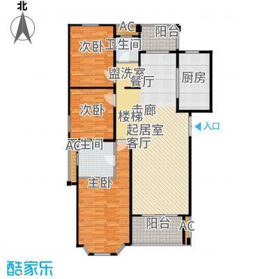 长房星城世家长房123.89㎡15套户型
