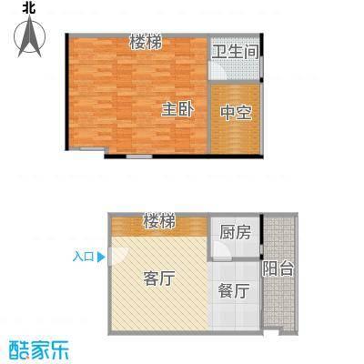 理想青年荟大厦48.52㎡C06、19户型